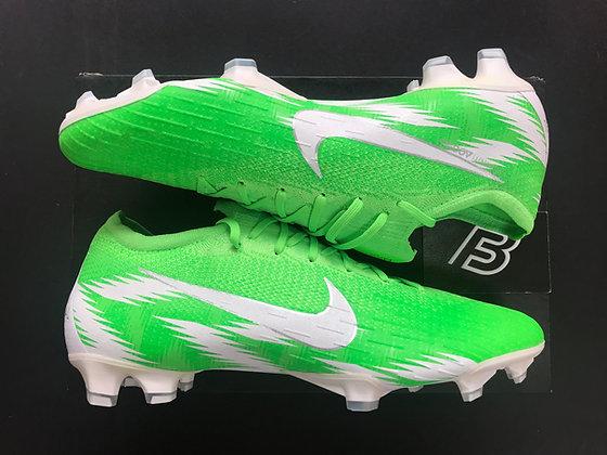 Nike Mercurial Vapor 360 Elite FG Naija Premium iD - Green / White UK Size 9