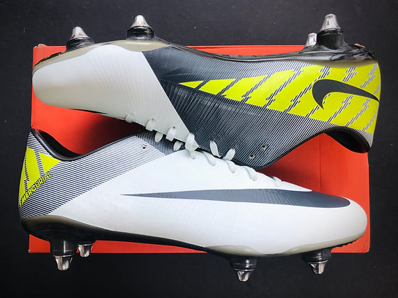 Nike Mercurial Vapor Superfly III Trace Blue / Anthracite / Volt SG