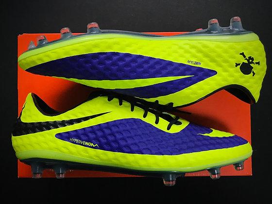 Nike Hypervenom Phantom I Electro Purple / Volt-Black FG