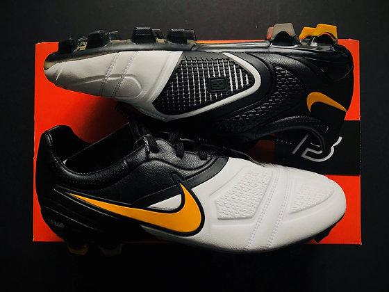 Nike CTR360 Maestri I Black White Yellow FG