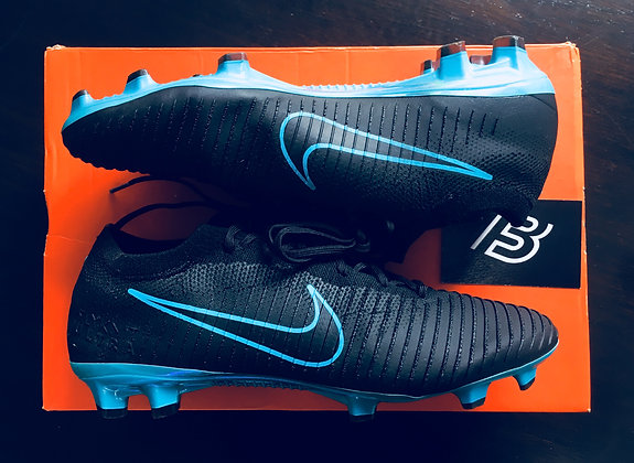 Nike Mercurial Flyknit Ultra FG ICE Football Boot - UK Size 8 SE