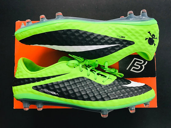 Nike Hypervenom Phanthom FG Flash Lime / White / Black FG