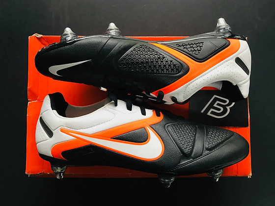 Nike CTR360 Maestri II Elite Version Black White Orange SG