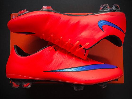 "Nike Mercurial Vapor X ""Intense Heat Pack"" Bright Crimson / Persian FG"