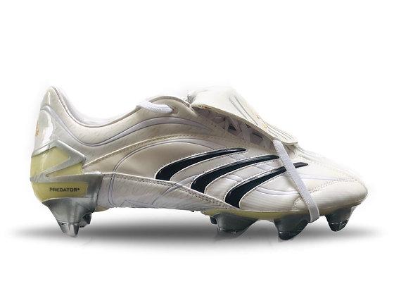 2006 Adidas Predator Absolute Swerve David Beckham XTRX SG White