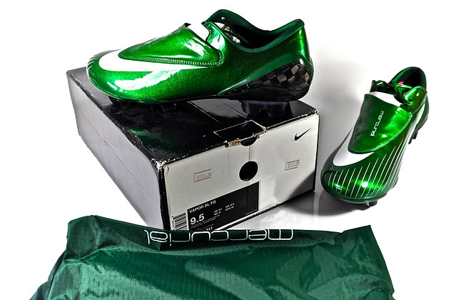 Nike Mercurial Vapor SL FG Pine Green Size UK 8.5