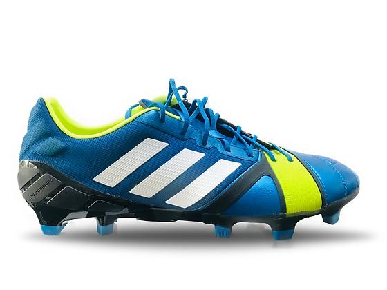 adidas Nitrocharge 1.0 Blue Beauty / Running White / Electricity FG