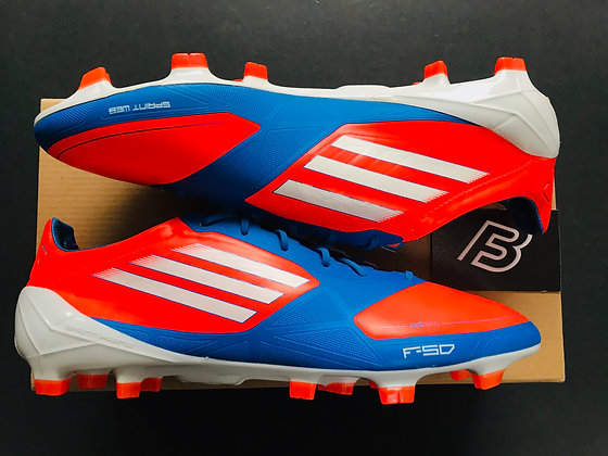 adidas F50 Adizero X TRX FG Synthetic Red / White / Blue