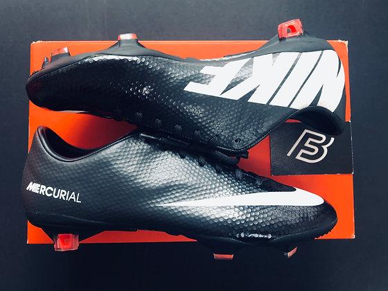 Nike Mercurial Vapor IX – Black UK Size 8.5 FG