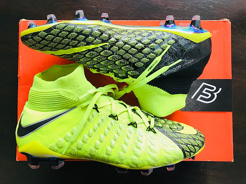 quality design 63b69 91a96 Nike Hypervenom PHANTOM III DF SE FG X EA SPORTS UK Size 8.5 ...