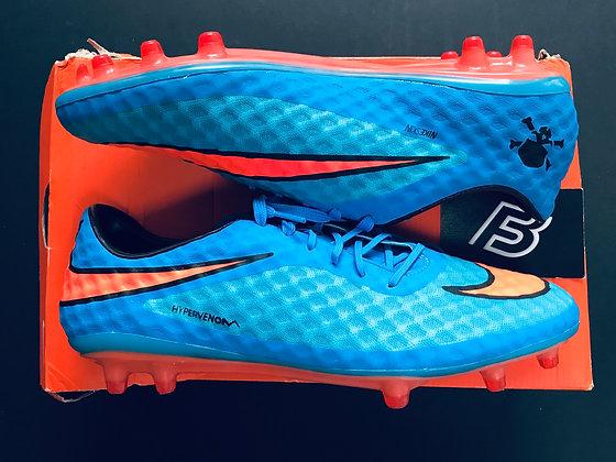 Nike Hypervenom Phantom I Clearwater / Crimson / Blue Lagoon FG