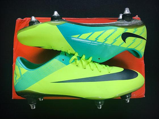 Nike Mercurial Vapor VII SG (Volt / Green)