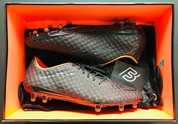 "Nike Hypervenom Phantom ""TRANSFORM"" Black / Orange FG"