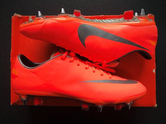 Nike Mercurial Vapor VIII MANGO / GREY SG Pro