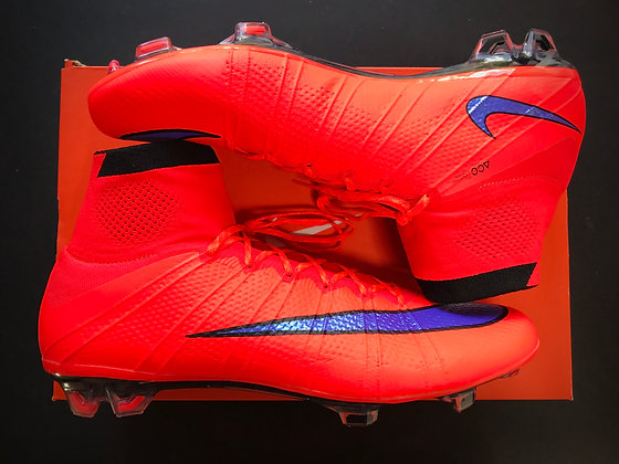 "Nike Mercurial Superfly IV ""Intense Heat"" Pack Crimson Violet FG"