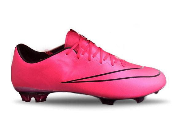Nike Mercurial Vapor X Lightning Storm Pack FG Hyper Pink