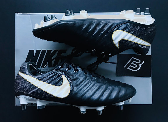 "Nike Tiempo Legend VII ""Pitch Dark"" Football Boots UK Size 7 SG"