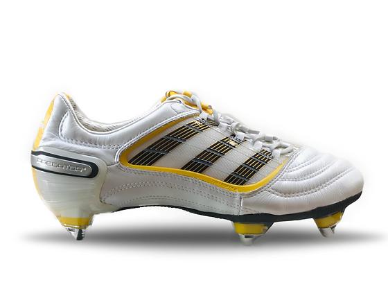 adidas Predator X OMB - White / Brown / Yellow SG