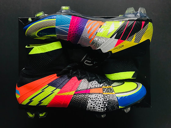 "Nike Mercurial Superfly IV ""What the"" FG 2016"