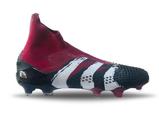 adidas Predator 20+ FG Human Race x Pharrell True Red / White / Black Ltd Ed