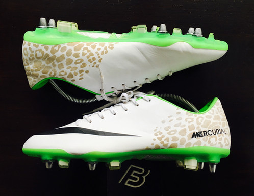 nike mercurial vapor ix limited edition reflective pack uk size 9 sg bootsfinder classic football bo
