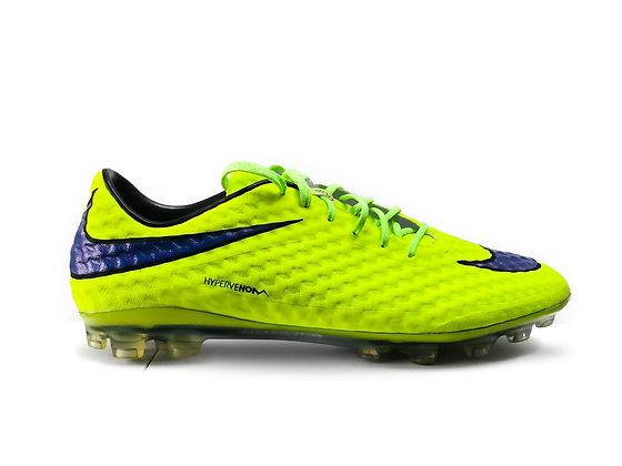 Nike Hypervenom Phantom I Volt / Purple / Black Size AG Pro