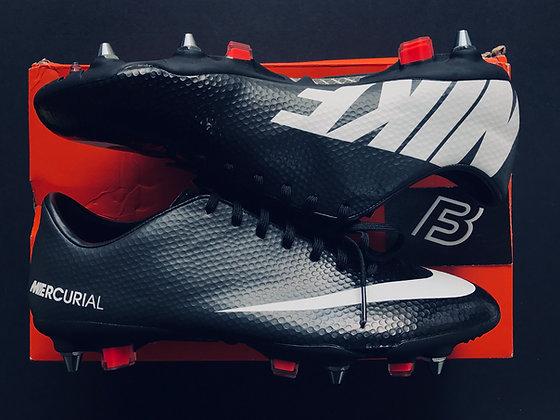Nike Mercurial Vapor IX – Black UK Size 9.5 SG Pro