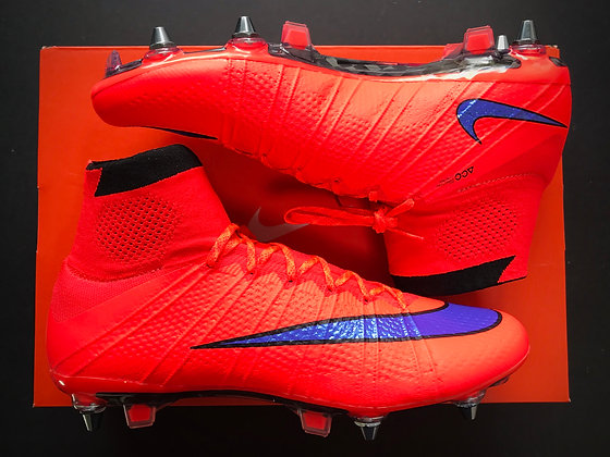 "Nike Mercurial Superfly IV ""Intense Heat"" Pack Crimson Violet SG Pro"