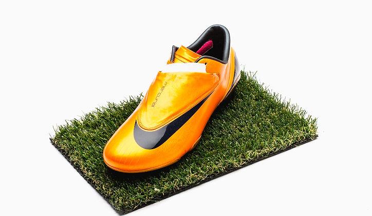 Nike Mercurial Vapor SL FG Orange Peel Size UK 7.5