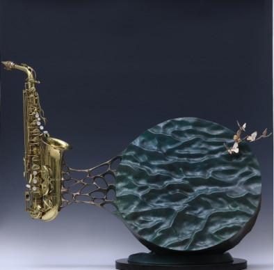 Art Herald Magazine, Korean Sculptor, Park Sang Su