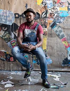 Blessing Ngobeni - Changing the World _