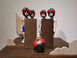 Art Herald Lewis Choo