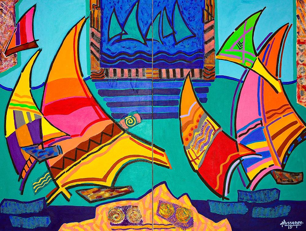 Art Herald Magazine, Gallerie Tamaris, Mauritius, Fine art, Contemporary art
