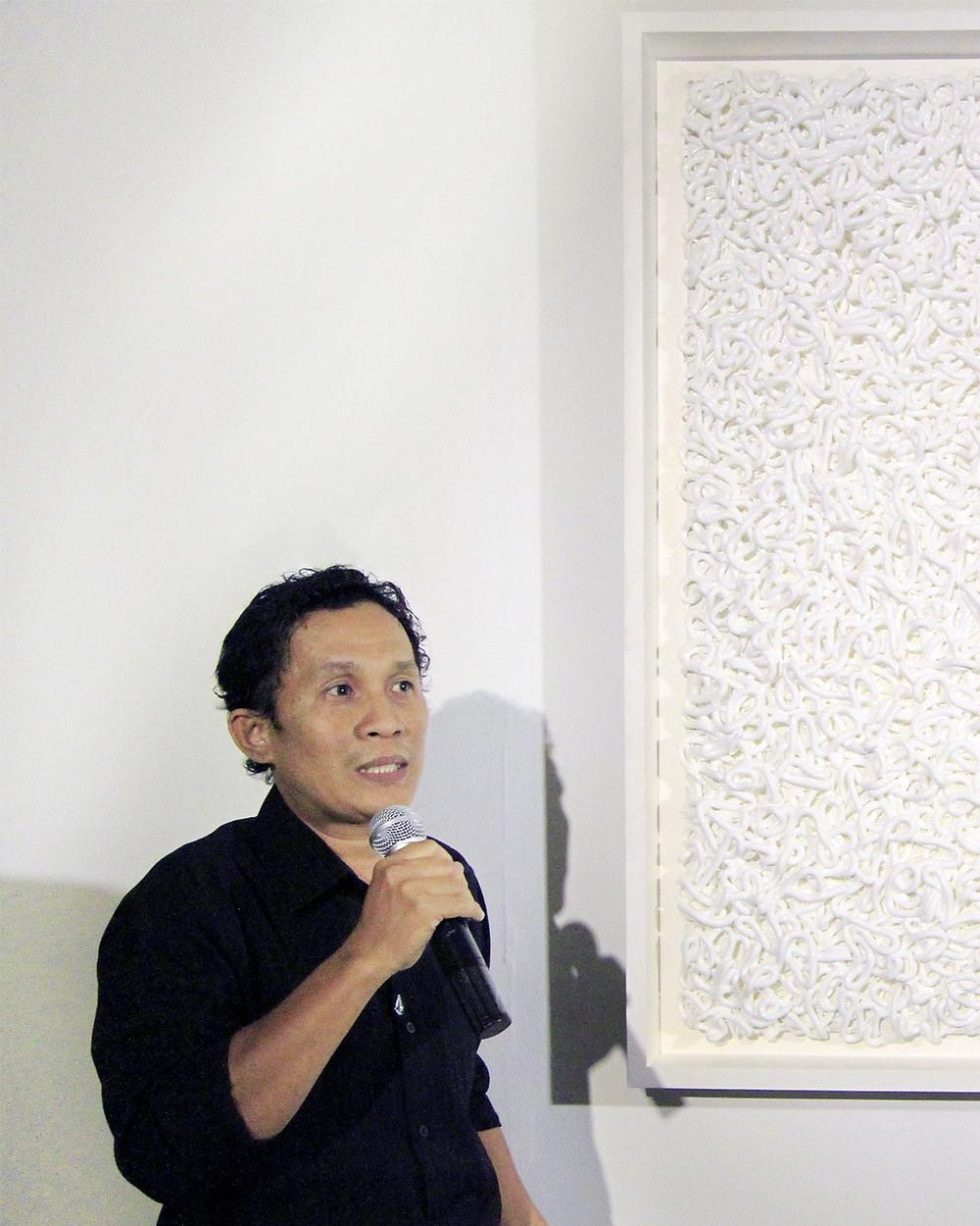 Art Herald Magazine, Indonesian artist, Dedy Sufriadi