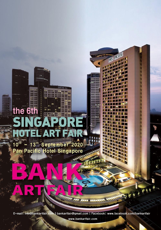 Art Herald Magazine, BAF 2019, Shangri-La Hotel Singapore, art fair, hotel art fair, pan pacific hotel