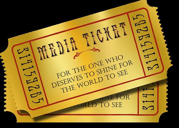 Art Herald Media Ticket
