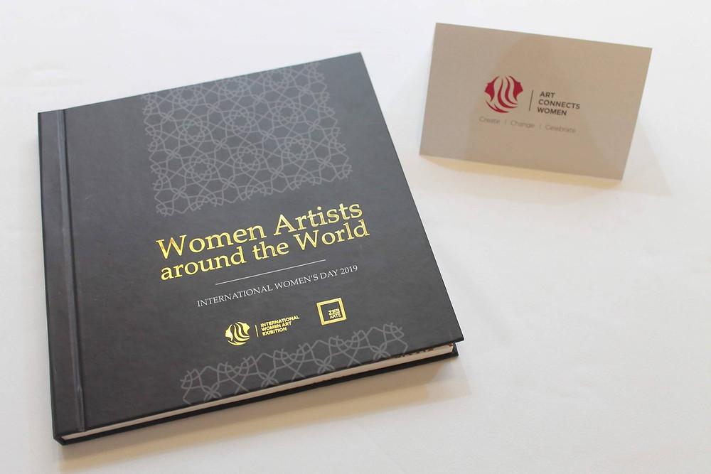 Art Herald Art Connects Women 2019 Dubai Women Artist Around the World ZeeArts