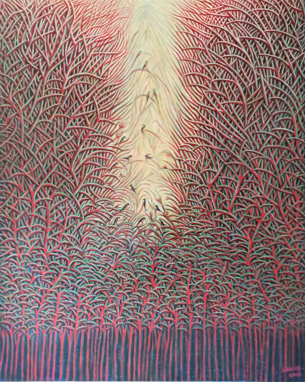 Art Herald Magazine, The Collector's Award, Studio-ID Art Gallery, Global Art Competition, Nidhi Samani, Deborah Henry-Pollard, Joan Marie Kelly, Gerald Tay, Chia Chor Hua