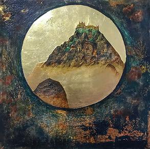 Mt 718_Awakening_92cm x92 cm_Art_Herald.