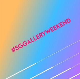 SG Gallery Weekend