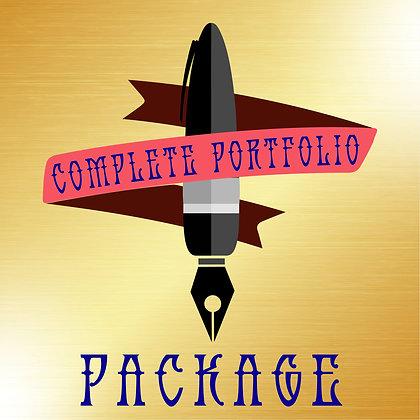 Complete Portfolio Package