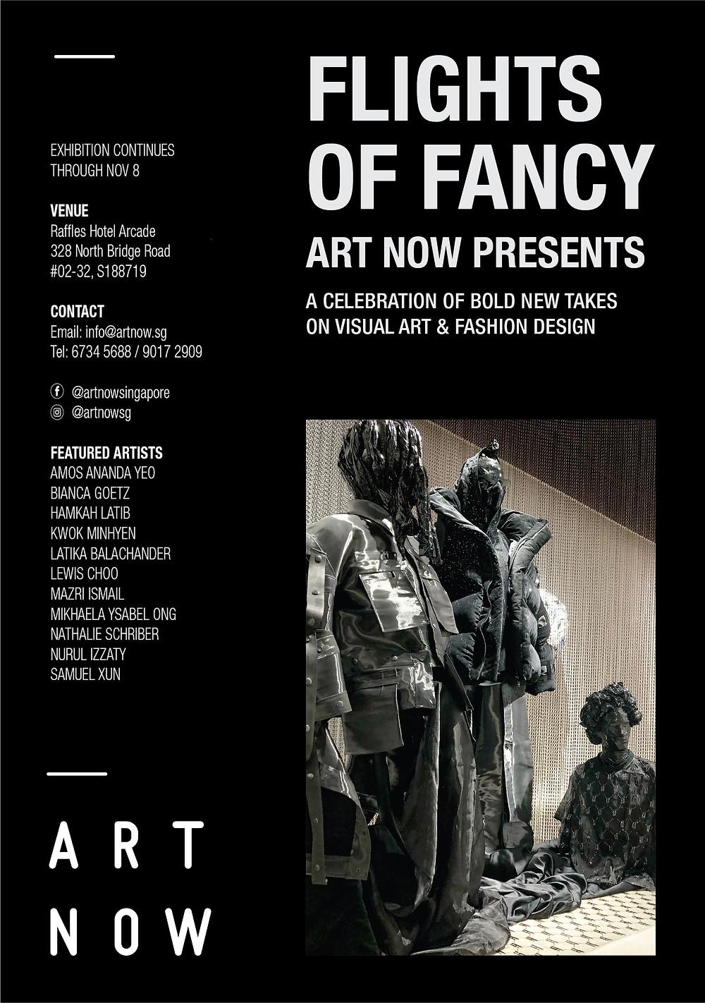Art Herald Magazine, Lasalle College of the Arts, Art Now Gallery, Raffles Hotel