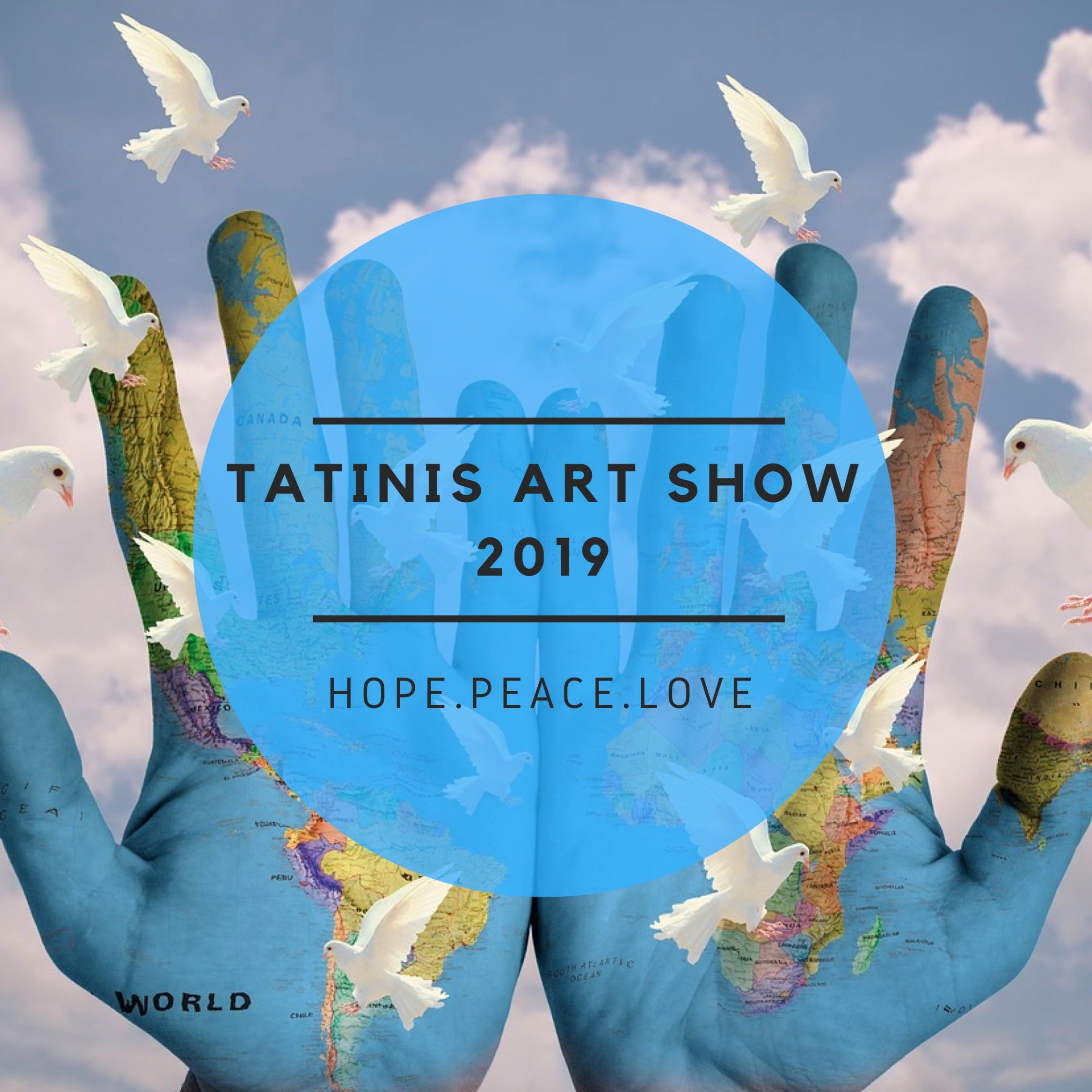 Tatinis Art Show '19