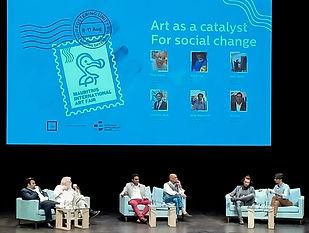 Mauritius International Art Fair Art as