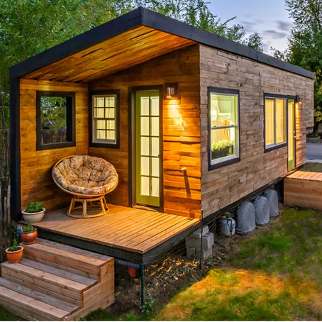 The Tiny Home and how it differs from the ADU