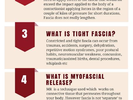 Fascia--the web of the body