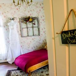 Storybook Gardens Bridal Suite