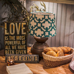 Storybook Gardens Dressing room Coffee Station