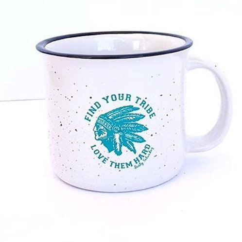 """Find Your Tribe"" Mug"