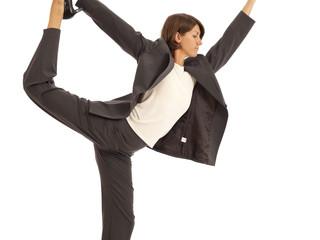 Pratique quotidienne du yoga.